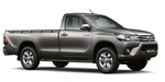 Toyota Tanzania - Hilux Single Cabin